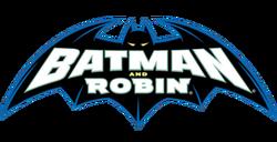 Batman and Robin Volume 2 logo