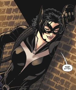 Catwoman (Earth 2)