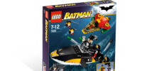 7885 Robin's Scuba Jet: Attack of The Penguin