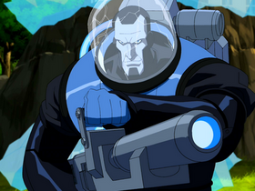 Mister Freeze Young Justice