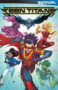 Teen Titans Annual Vol 5-2 Cover-3 Teaser