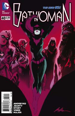 Batwoman Vol 1-40 Cover-1