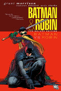 Batman and Robin Batman vs Robin