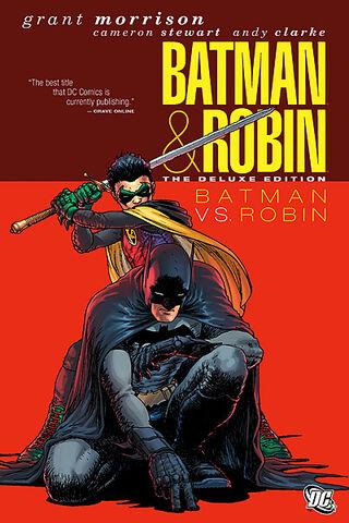 File:Batman and Robin Batman vs Robin.jpg