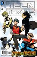 Teen Titans Vol 5-9 Cover-1