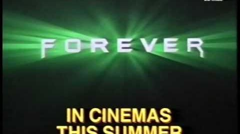 Batman Forever - TV-Spot UK (englisch)