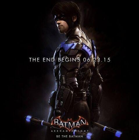 File:Nightwing Batman Arkham Knight promo ad.jpg