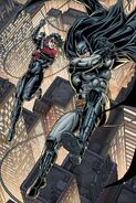 Nightwing Vol 3-18 Cover-3 Teaser