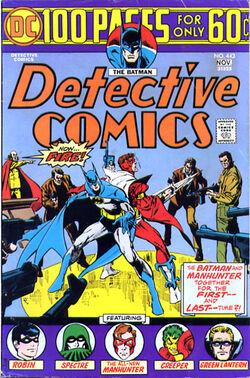 Detective Comics Vol 1-443 Cover-1