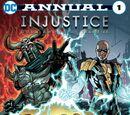 Injustice: Gods Among Us - Año Cinco Anual Vol.1 1