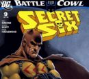 Secret Six (Volume 3) Issue 9