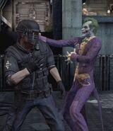 Joker AA Guard combat1