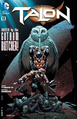 Talon Vol 1-13 Cover-1