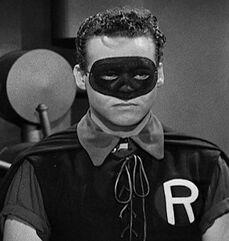 John Duncan as Robin