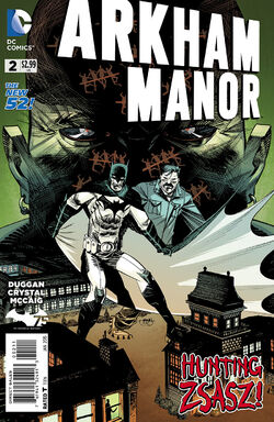 Arkham Manor Vol 1-2 Cover-1