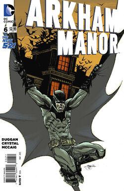 Arkham Manor Vol 1-6 Cover-1