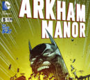Arkham Manor (Volume 1) Issue 5