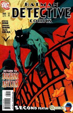 Detective Comics Vol 1-864 Cover-1
