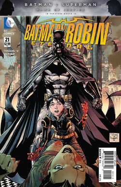 Batman and Robin Eternal Vol 1-21 Cover-1