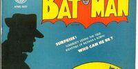 Batman Issue 16