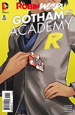 Gotham Academy Vol 1-13 Cover-1