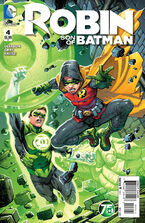 Robin Son of Batman Vol 1-4 Cover-2
