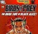 Birds of Prey Issue 118