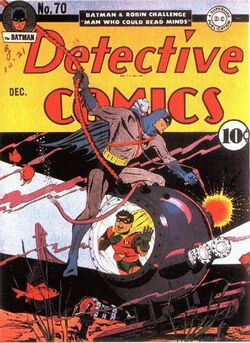 Detective Comics Vol 1-70 Cover-1