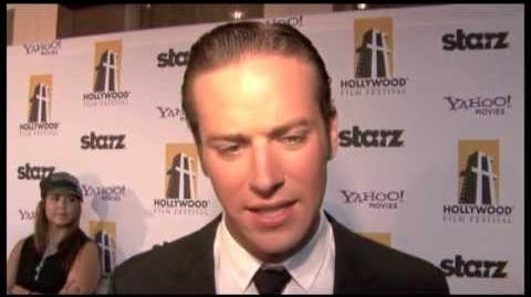 Armie Hammer Interview - Hollywood Film Festival 10 to Watch
