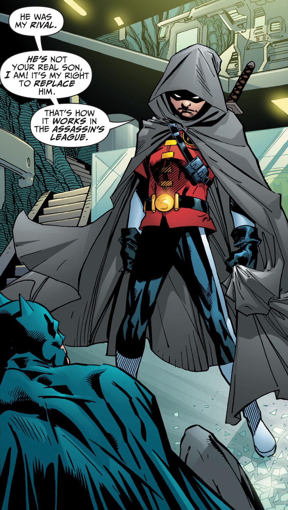 Batman family damien