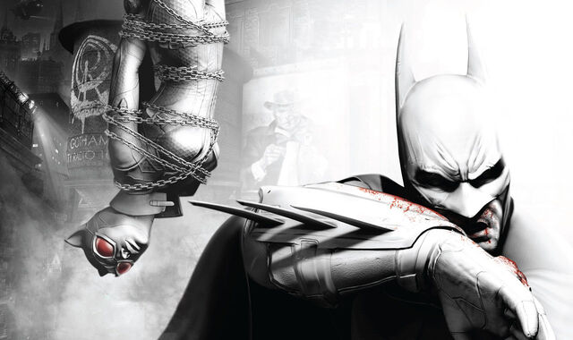 File:Batman Arkham City Cover Art by mgrimace.jpg