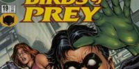 Birds of Prey Issue 19