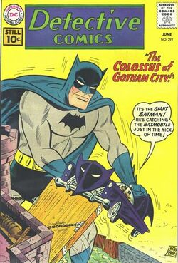 Detective Comics Vol 1-292 Cover-1