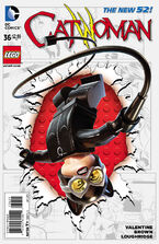 Catwoman Vol 4-36 Cover-2