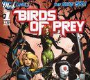 Birds of Prey (Volume 3) Issue 1