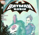 Batman and Robin (Volume 1) Issue 4