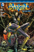 Batgirl Annual Vol 4-2 Cover-1