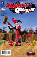 Harley Quinn Vol 2-4 Cover-2