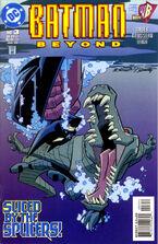 Batman Beyond v2 03 Cover