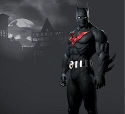 Arkham City Beyond Skin