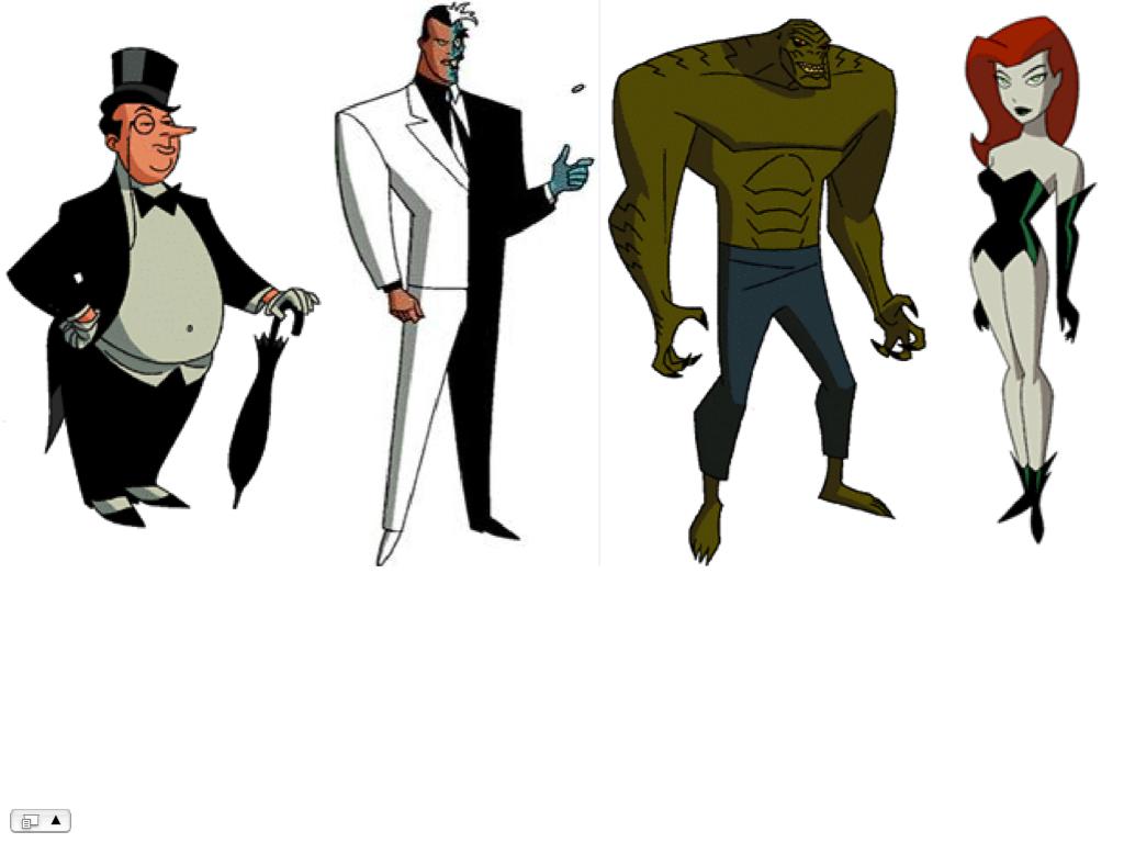 Image - Batman characters 2.png | Batman Wiki | FANDOM ...