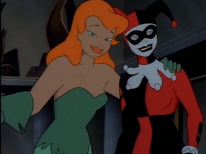 Harley and Ivy Together