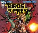 Birds of Prey (Volume 3) Issue 3