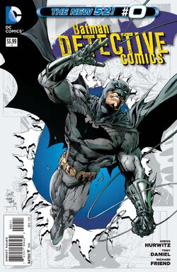 Detective Comics Vol 2-0 Cover-1
