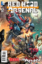 Red Hood Arsenal Vol 1-4 Cover-1