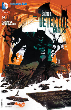 Detective Comics Vol 2-34 Cover-1