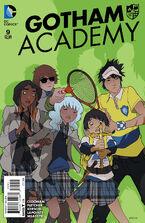 Gotham Academy Vol 1-9 Cover-1