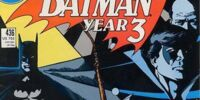 Batman: Year Three