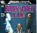 Birds of Prey Issue 127