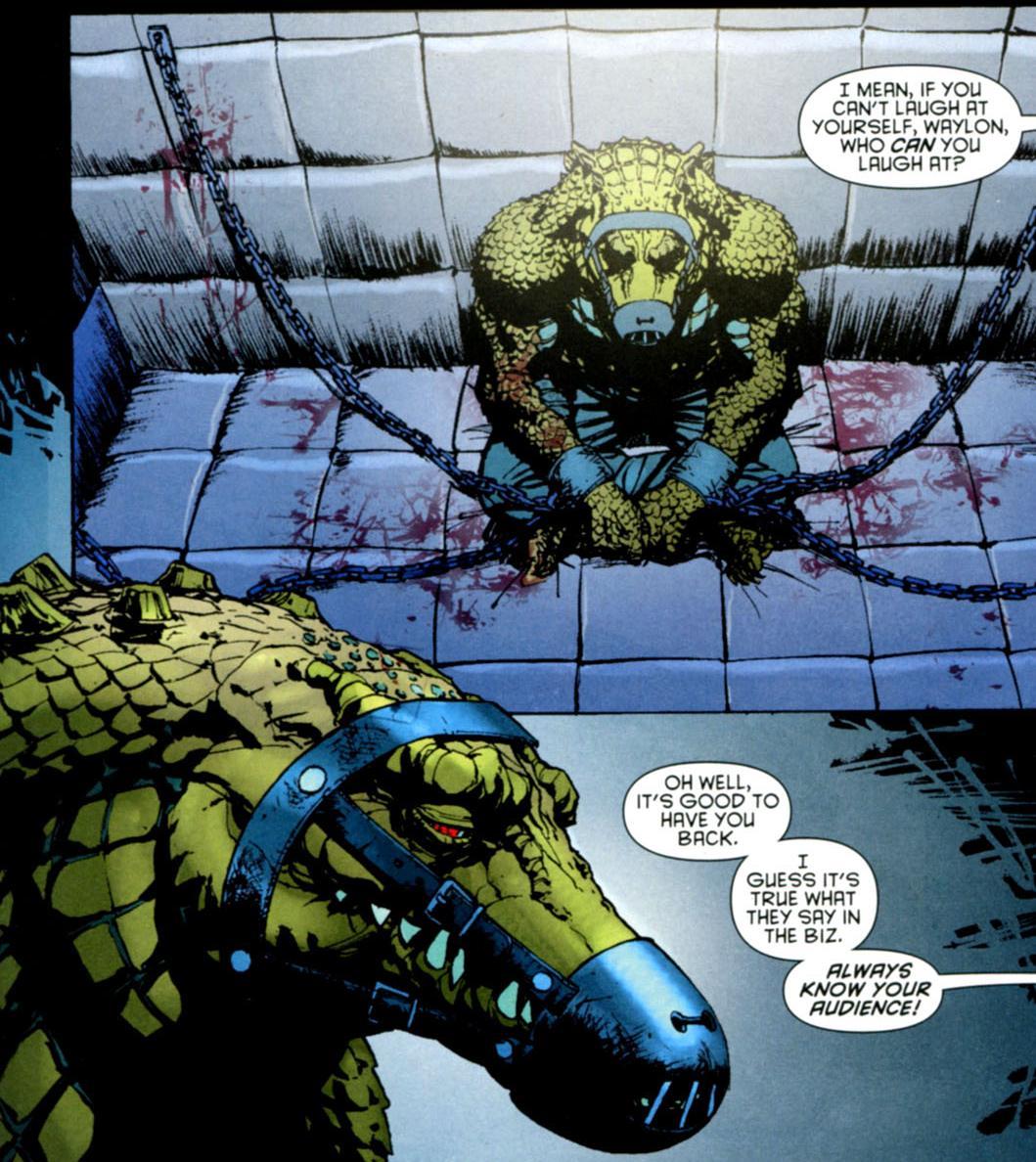 Latest Cb on Dc Universe Online Killer Croc